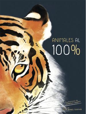ANIMALES AL 100% (VVKIDS)