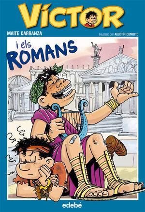 2. VÍCTOR I ELS ROMANS, DE MAITE CARRANZA