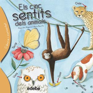 ELS CINC SENTITS DELS ANIMALS