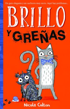 BRILLO Y GREÑAS