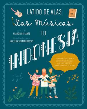 LAS MÚSICAS DE INDONESIA