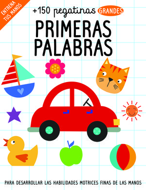 150 PEGATINAS: PRIMERAS PALABRAS