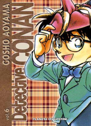 DETECTIVE CONAN Nº 06 (NUEVA EDICIÓN)