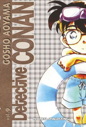 DETECTIVE CONAN Nº 09 (NUEVA EDICIÓN)