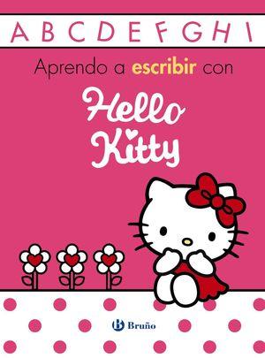 APRENDO A ESCRIBIR CON HELLO KITTY