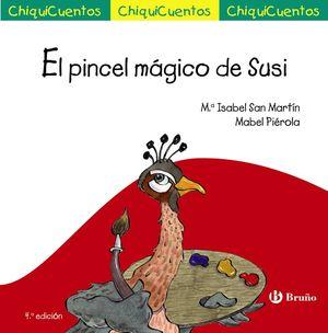 EL PINCEL MÁGICO DE SUSI