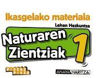 NATURAREN ZIENTZIAK 1. HORMA-IRUDIAK.