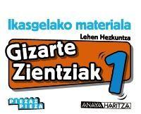 GIZARTE ZIENTZIAK 1. HORMA-IRUDIAK.
