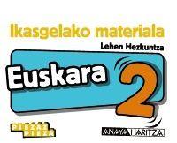 EUSKARA 2. HORMA-IRUDIAK.