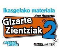GIZARTE ZIENTZIAK 2. HORMA-IRUDIAK.