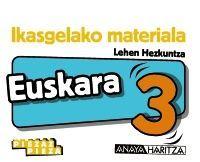 EUSKARA 3. HORMA-IRUDIAK.