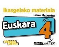 EUSKARA 4. HORMA-IRUDIAK.