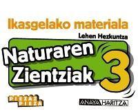 NATURAREN ZIENTZIAK 3. HORMA-IRUDIAK