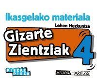 GIZARTE ZIENTZIAK 4. HORMA-IRUDIAK.