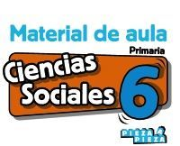 CIENCIAS SOCIALES 6. MATERIAL DE AULA.