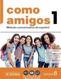 COMO AMIGOS 1 (A1). LIBRO DEL ALUMNO + DVD