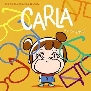 CARLA, PONTE GAFAS