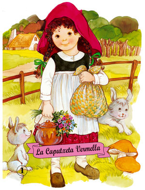 Nº 01 LA CAPUTXETA VERMELLA