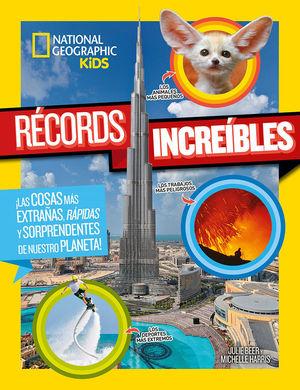 RÉCORDS INCREIBLES