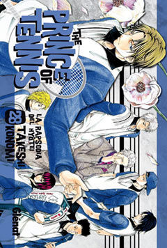 THE PRINCE OF TENNIS 28
