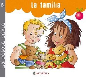 LA FAMÍLIA - LA RATETA SÀVIA 5 (PAL I CURSIVA)