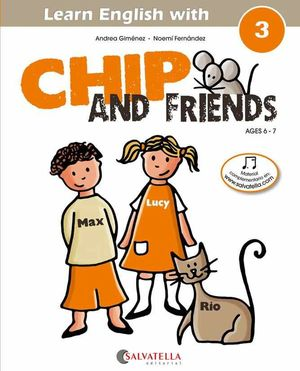 CHIP AND FRIENDS 3
