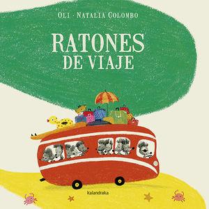 RATONES DE VIAJE