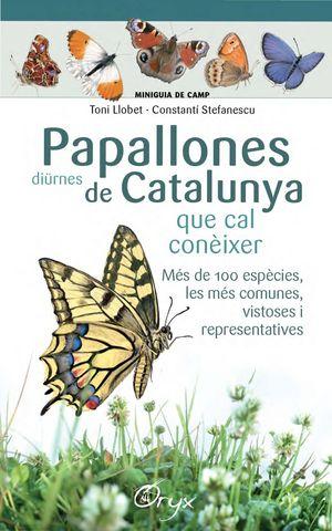 PAPALLONES DIÜRNES DE CATALUNYA