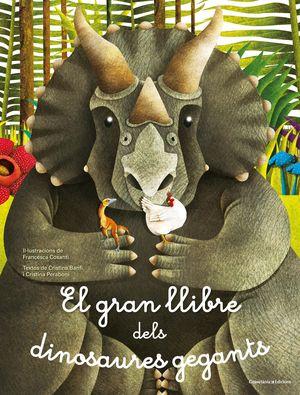 EL GRAN LLIBRE DELS DINOSAURES GEGANTS / EL PETIT LLIBRE DELS DINOSAURES MÉS PET