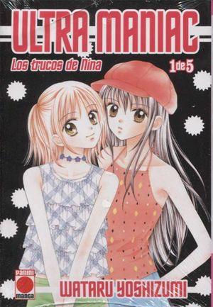 ULTRA MANIAC. LOS TRUCOS DE NINA  01