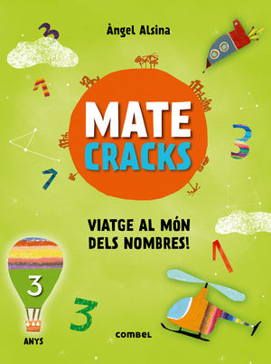 MATECRACKS VIATGE AL MÓN DELS NOMBRES! 3 ANYS