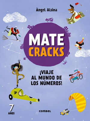 MATECRACKS ¡VIAJE AL MUNDO DE LOS NÚMEROS! 7 AÑOS