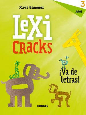 LEXICRACKS ¡VA DE LETRAS! 3 AÑOS