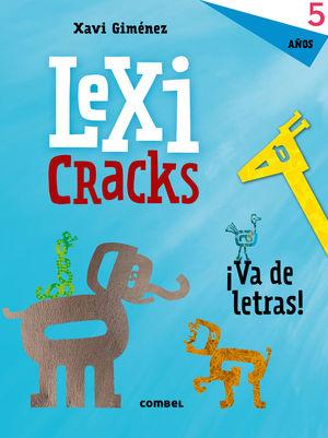 LEXICRACKS ¡VA DE LETRAS! 5 AÑOS