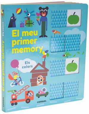 EL MEU PRIMER MEMORY ELS COLORS