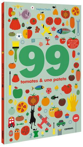 99 TOMATES Y 1 PATATA