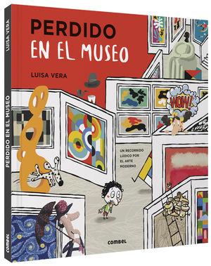 PERDIDO EN EL MUSEO