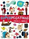 SUPERPEGATINAS¡PIRATAS AL ABORDAJE!