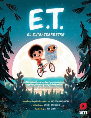 E.T.EL EXTRATERRESTRE