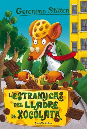 L'ESTRANY CAS DEL LLADRE DE XOCOLATA