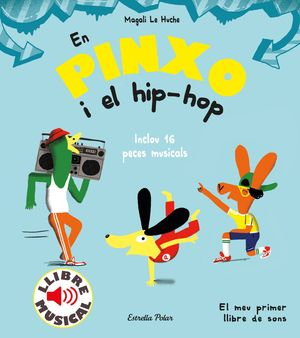 EN PINXO I EL HIP-HOP. LLIBRE MUSICAL