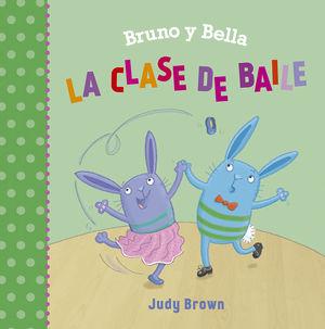 BRUNO Y BELLA. LA CLASE DE BAILE