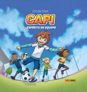 CAPI N 01 ESPIRITU DE EQUIPO