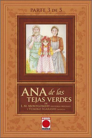 ANA DE LAS TEJAS VERDES N 03