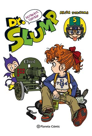 DR. SLUMP Nº 05/15 (NUEVA EDICIÓN)