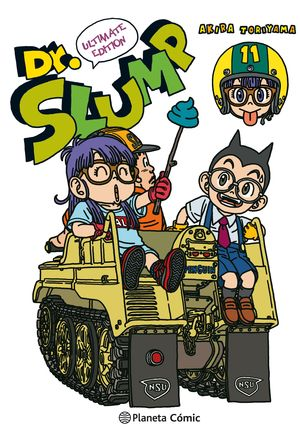 DR. SLUMP Nº 11/15 (NUEVA EDICIÓN)