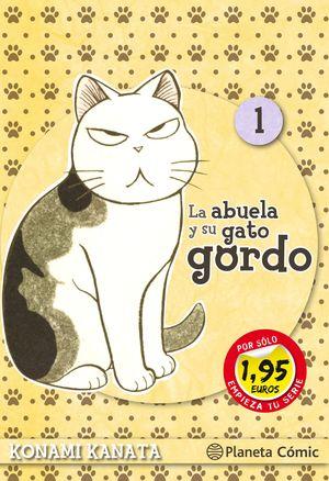 SM LA ABUELA Y SU GATO GORDO Nº 01 1,95