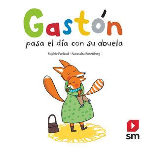 GASTÓN PASA EL DÍA CON SU ABUELA