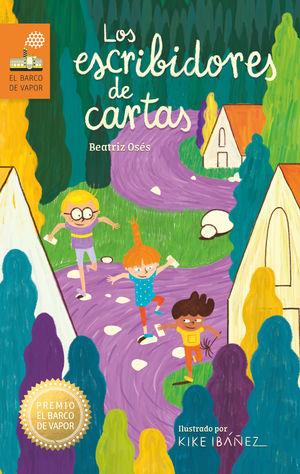 BVN.LOS ESCRIBIDORES DE CARTAS(CARTONE)
