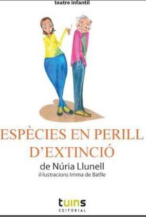 ESPÈCIES EN PERILL D'EXTINCIÓ